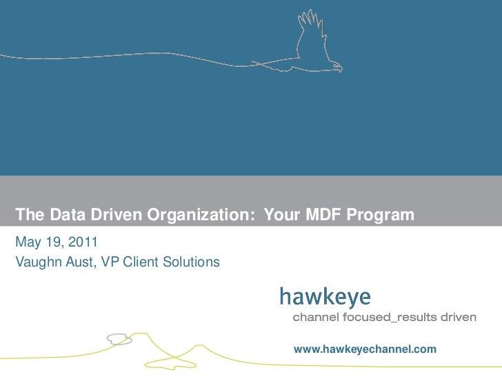 MDF Coop Best Practices