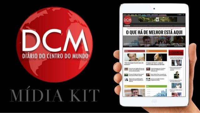 Mídia Kit - DCM - Março 2014