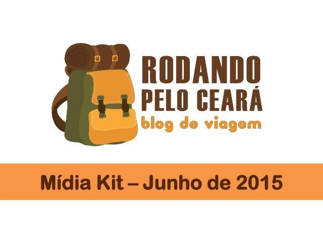 Mídia Kit – Junho de 2015