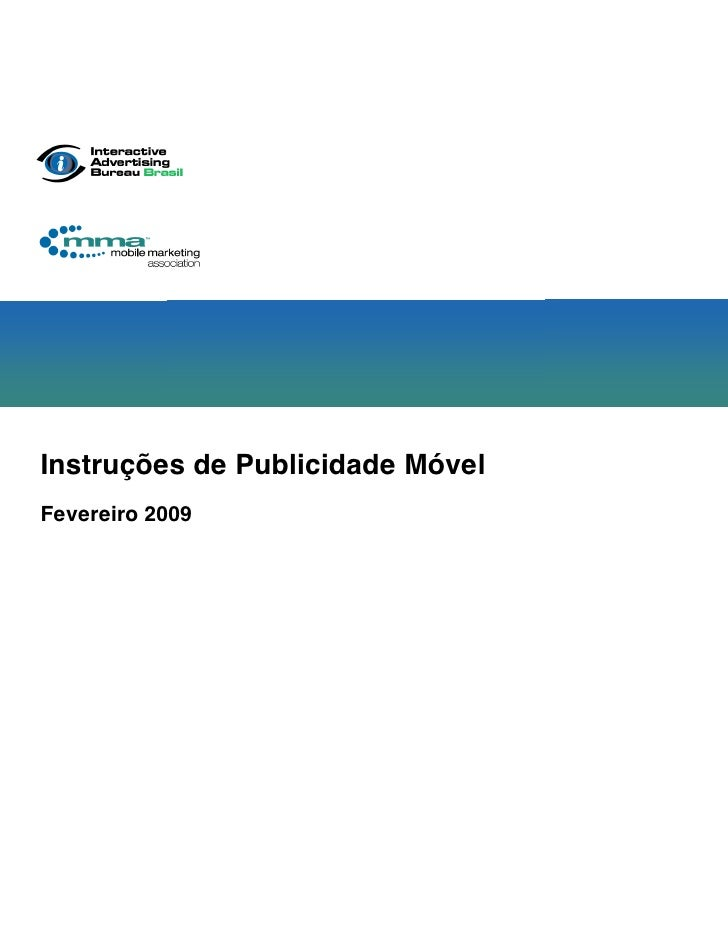 Mídia Online Movel Manual