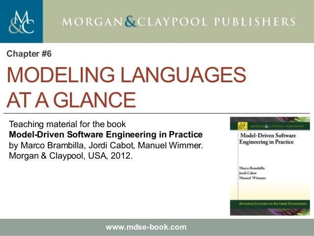 model driven software engineering in practice pdf download