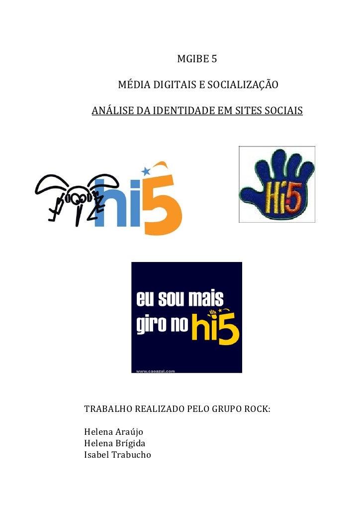 MGIBE5                               MÉDIADIGITAISESOCIALIZAÇÃO                            ANÁLISEDAIDENTIDADE...