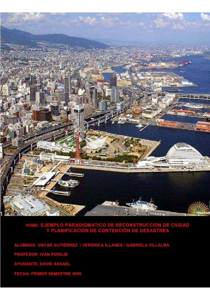 Mdu 1 2005 Kobe