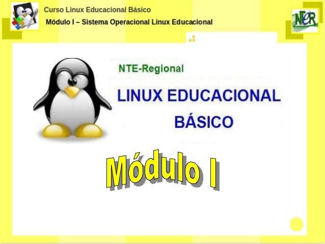 Módulo I - Linux Básico