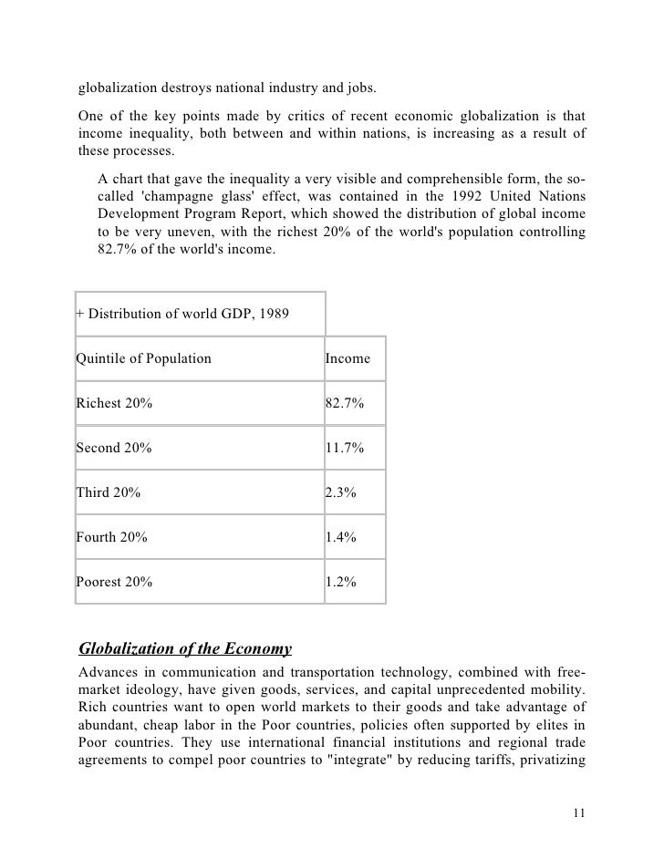 financial globalization essay Financial globalisation and the crisis philip r lane trinity college dublin and cepr july 2012 the global financial crisis provides an important testing ground for the financial.