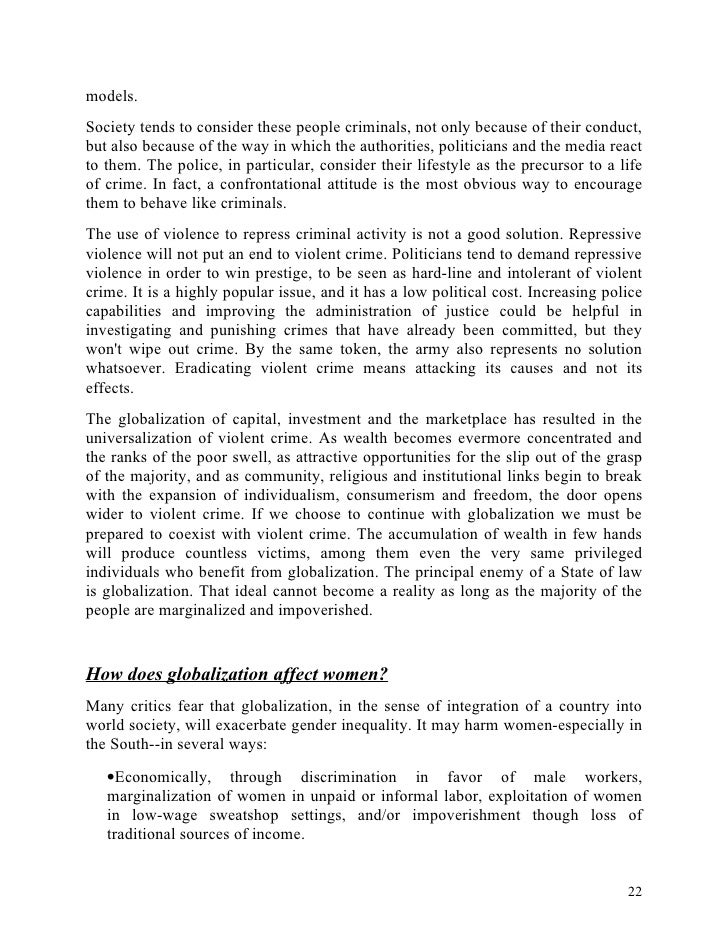 essay on how does technology affect our society Consumerism affects society, the economy and the environment consumerism is economically manifested in the chronic purchasing of new goods and services, with little attention to their true need, durability, product origin or the environmental consequences of manufacture and disposal.