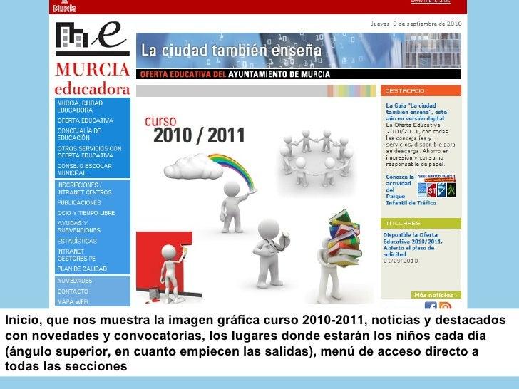 Murcia Educadora 2010-2011