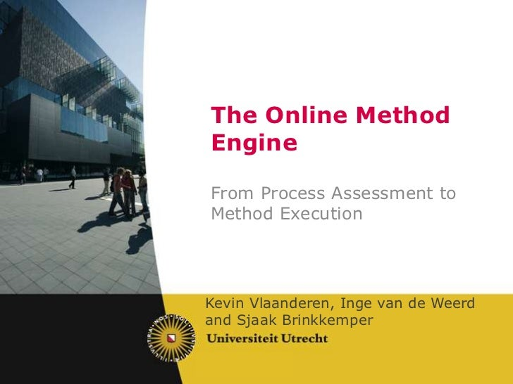 ME2011 presentation by Vlaanderen