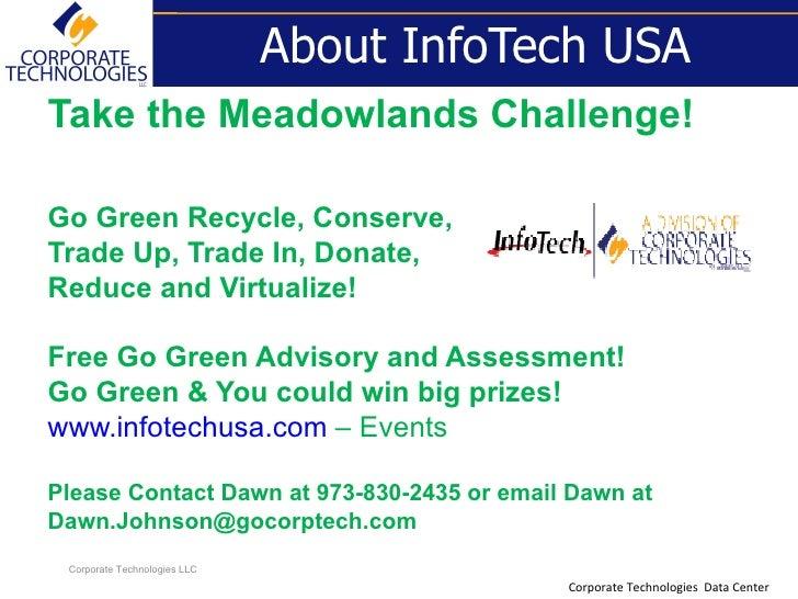 Meadowlands Go Green Challenge