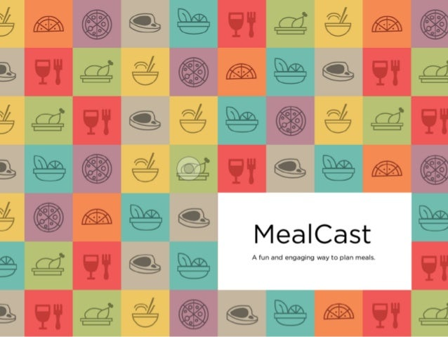 MealCast is an online, visual meal planningtool. Browse through thousands of recipes,streamed in from your favorite food b...