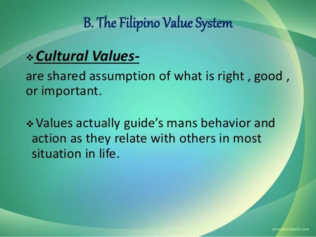 filipino values on media Questioned and the media reporting unethical the values of americans study to examine the ethics and values of americans values of adult men and women.