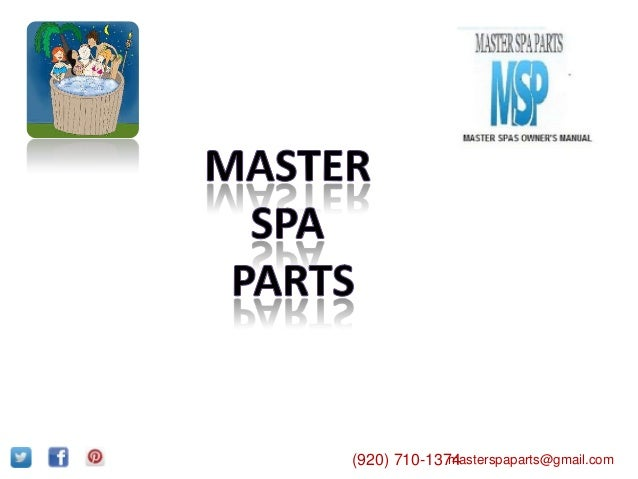 Meaning of eco pur filters for master spas