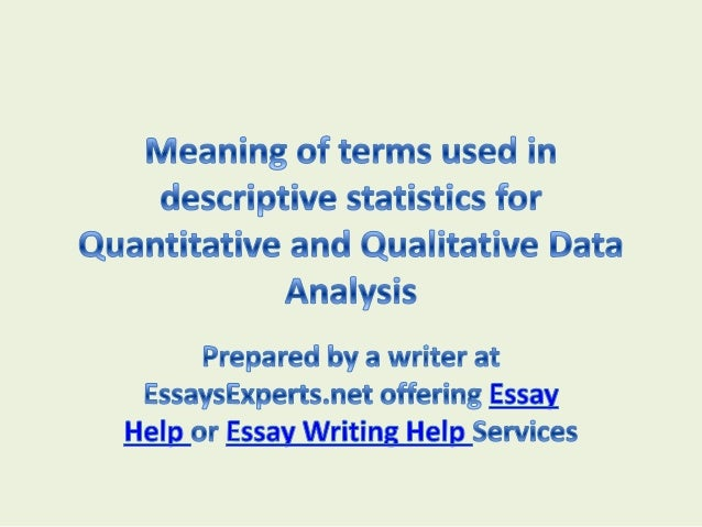 Write my business statistics assignment