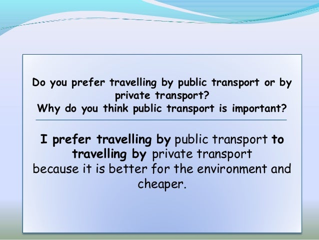 essay about public transportation Chapter 1 introduction of study 11 introduction public transportation in malaysia is increasing and expanding to fulfill the demand of customer to travel from one place to another (nursitihazlin, 2006.
