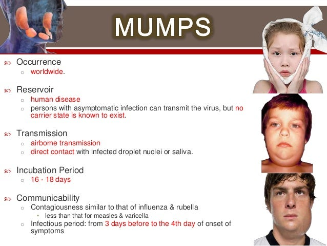 understanding mumps disease in humans Mutations and disease dna is constantly subject to mutations, accidental changes in its code mutations can lead to missing or malformed proteins.