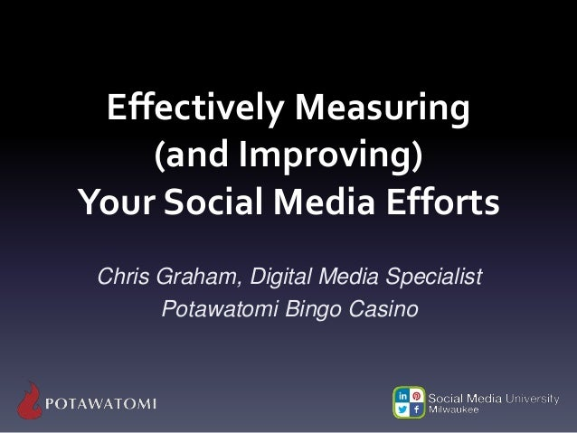 Effectively Measuring and Improving Your Social Media Efforts