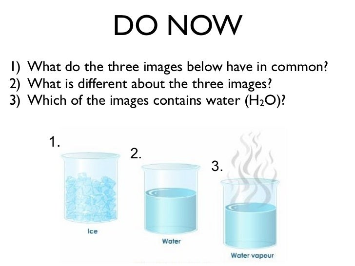 DO NOW1) What do the three images below have in common?2) What is different about the three images?3) Which of the images ...