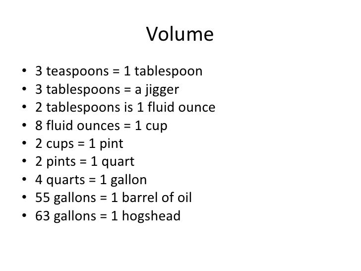 Measurement introduction for 8 tablespoons to cups