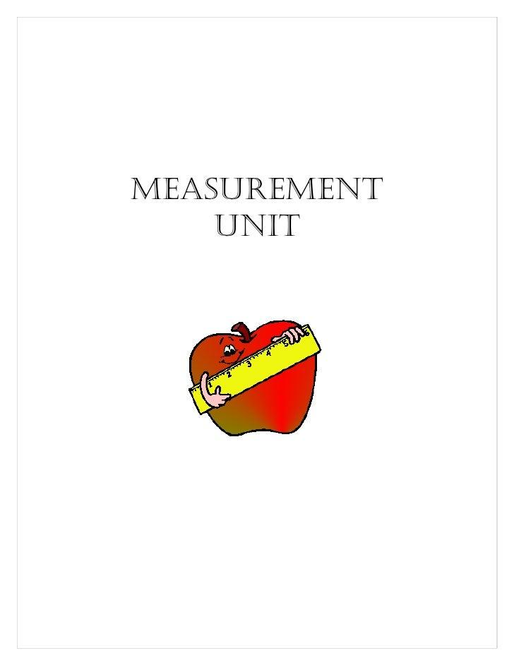 Measurement unit -_math