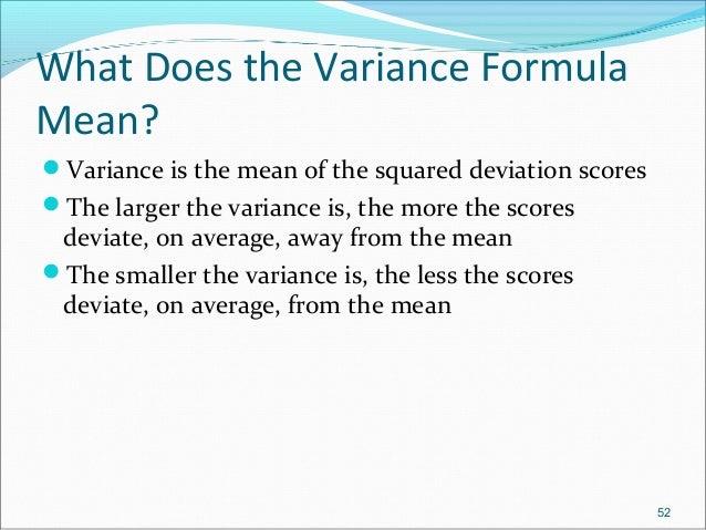Measures Of Variation Worksheet - Synhoff