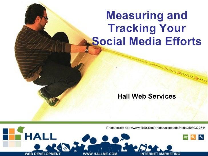 Measuring social-media-update