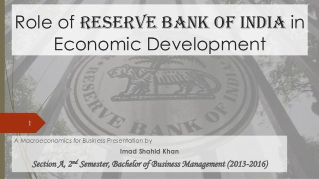 Role of business in economic development essay