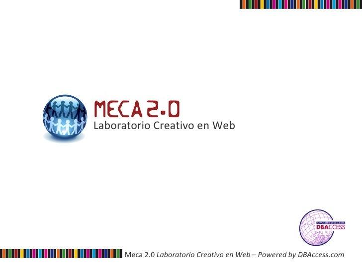 Laboratorio Creativo en Web