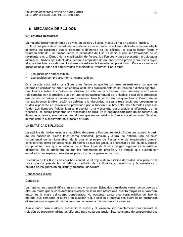 UNIVERSIDAD TECNICA FEDERICO SANTA MARIA                                                           104SEDE VIÑA DEL MAR, J...