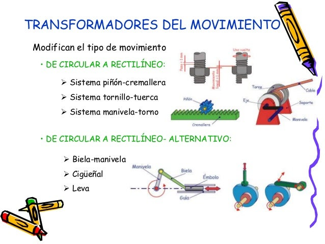 Mecanismos - Tipos de sensores de movimiento ...