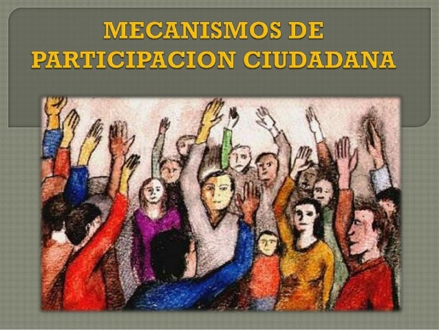 El cual un ciudadano participa de manera activa en la elección de las personas que quieren que las representen, pronuncián...
