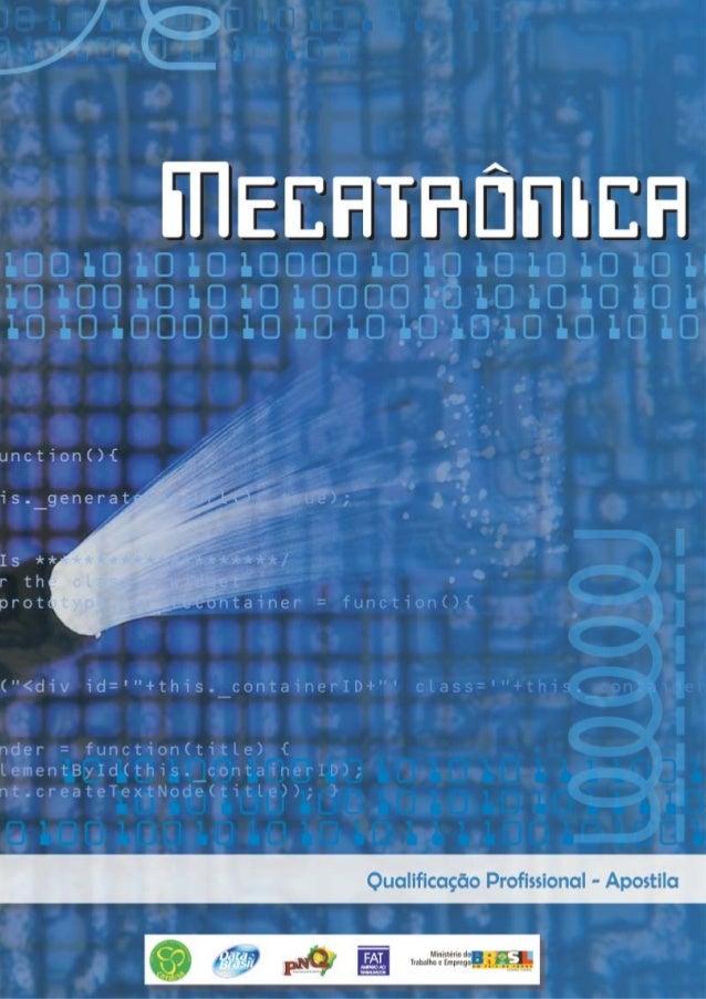 Mecatronica apostila
