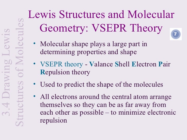 Lewis Structures Shapes Structures of Molecules Lewis