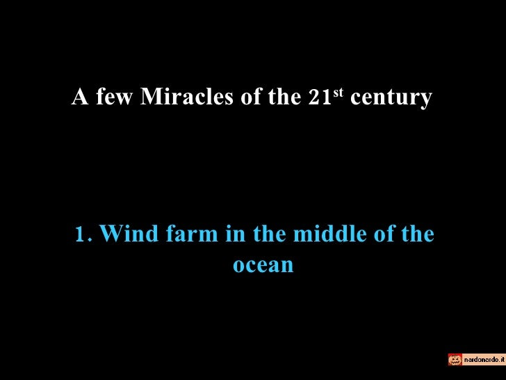 Mechanical Miracles Of The 21st Century