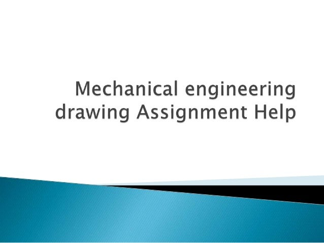 Mechanical Engineering top assignment websites