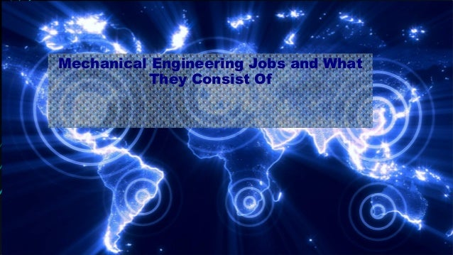 how to search for mechanical engineering jobs