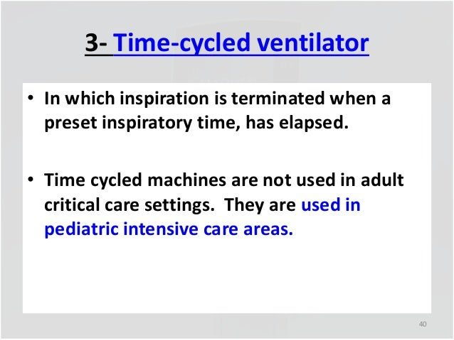 Types Of Ventilators : Types of ventilators settings pictures to pin on pinterest