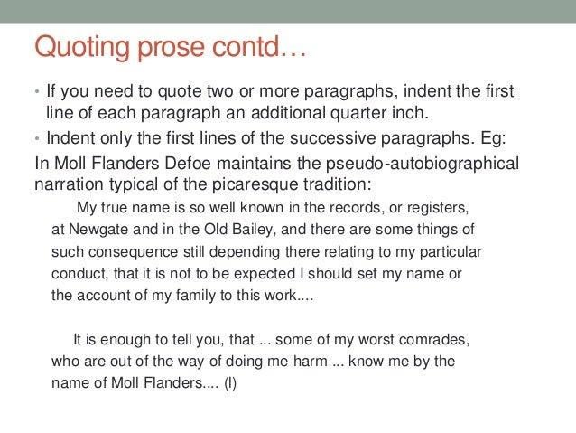Essay Indentation Paragraphs