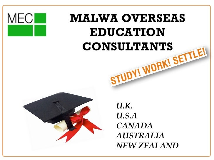 Malwa Overseas Education Consultants Presentation