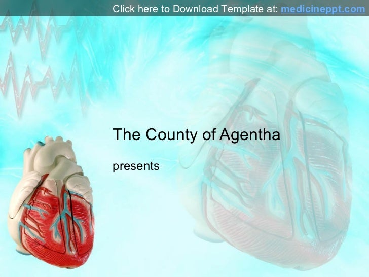Heart PPT Template for PowerPoint Presentation