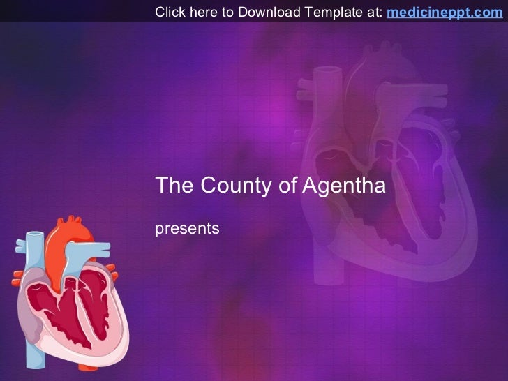 Heart PowerPoint Design Template
