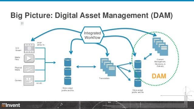 digital assets management system