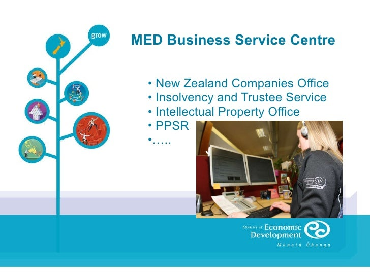 MED Contact Centre