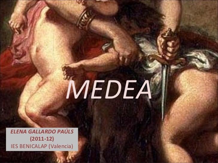 Medea (Eurípides)