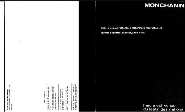 67-Médecine interculturelle. Cahier III. W.L. Huang, N'Tsukw et al. (Textes fr. et angl.) (document à télécharger en forma...