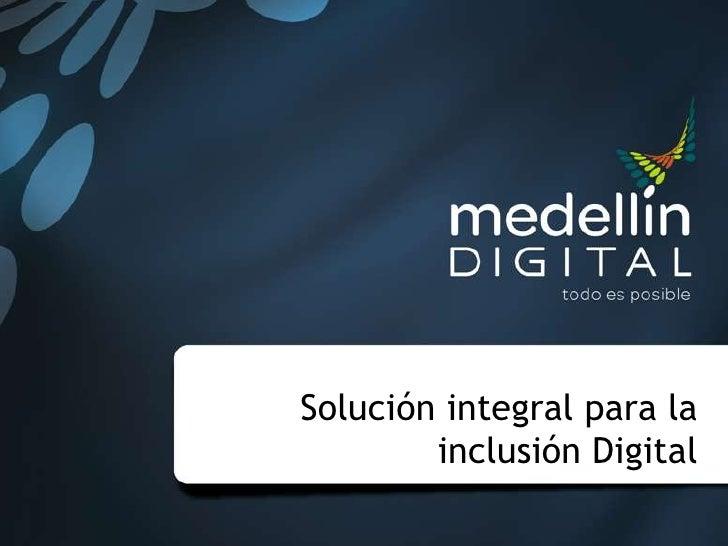 Medellín digital actual