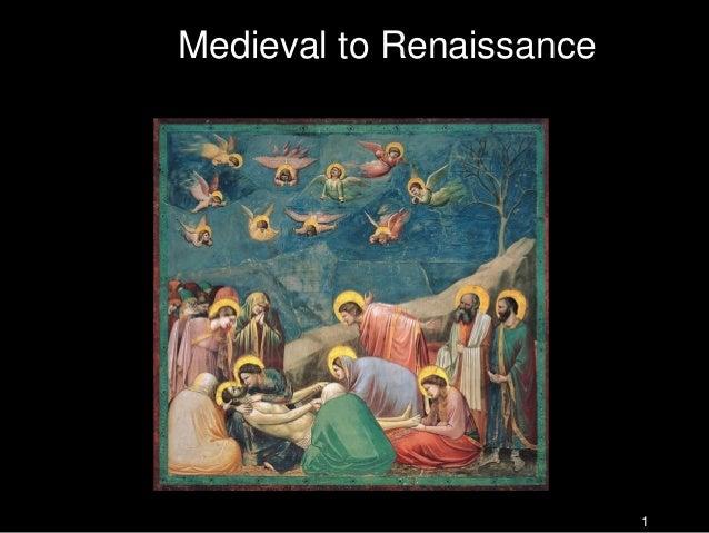 AH 2: Medieval to Renaissance