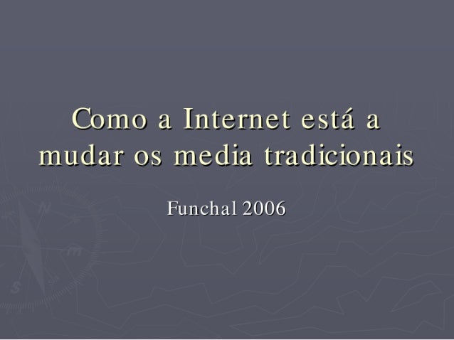 Media e Internet