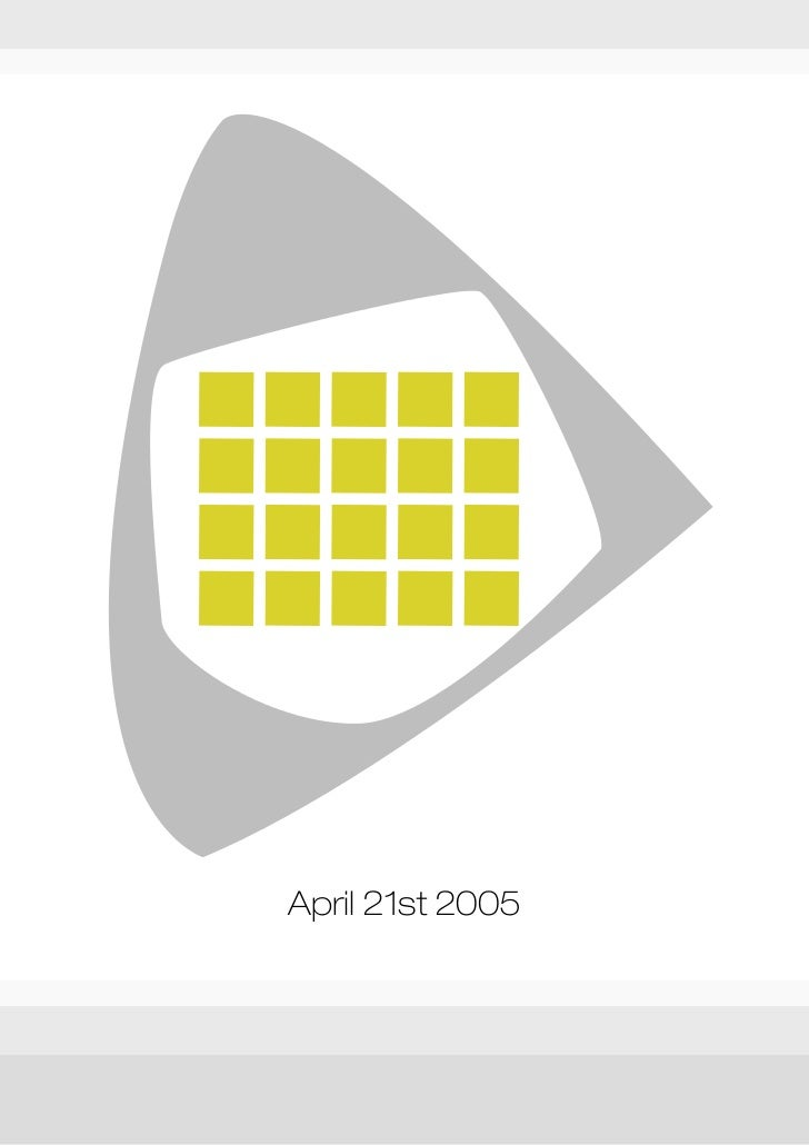 Media tech day 2005