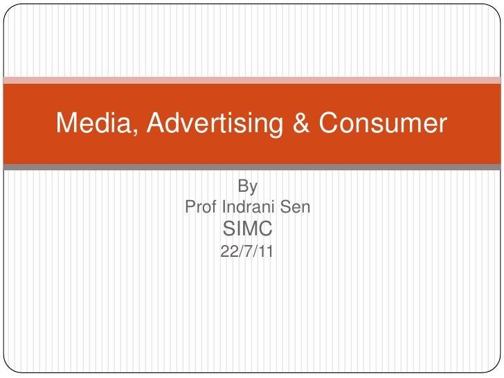 Media, advertising & consumer