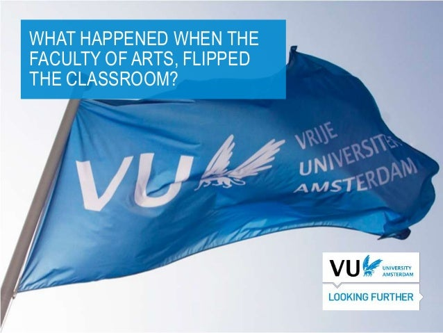 M&L 2012 - What happened when the faculty of arts flipped the classroom - by Sylvia Moes